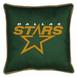 Dallas Stars Sidelines Decorative Pillow