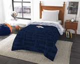 "Denver Broncos ""Anthem"" Twin Comforter"