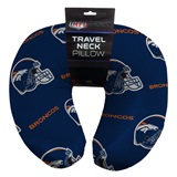 Denver Broncos Beaded Neck Pillow