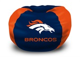 Denver Broncos NFL Bean Bag Chair
