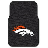 Denver Broncos NFL Car Floor Mat