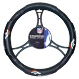 Denver Broncos NFL Car Steering Wheel Cover