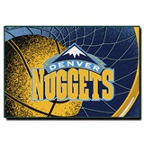 Denver Nuggets NBA Large Tufted Rug