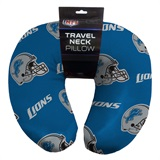 Detroit Lions Beaded Neck Pillow