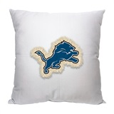Detroit Lions Letterman Pillow