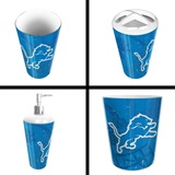Detroit Lions  NFL 4 piece Bath Set