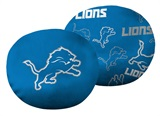 "Detroit Lions NFL ""Cloud"" 11 inch Pillow"
