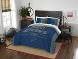 "Detroit Lions NFL ""Draft"" Full/Queen Comforter Set"