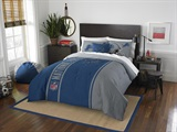 Detroit Lions NFL Full Applique Comforter Set