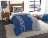 Detroit Lions NFL Twin Applique Comforter Set