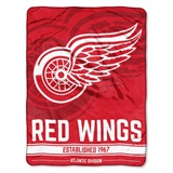 "Detroit Red Wings NHL ""Breakaway"" Micro Throw"