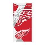 "Detroit Red Wings NHL ""Puzzle"" Beach Towel"