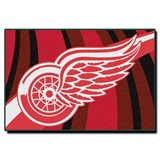 "Detroit Red Wings NHL ""Streak"" Rug"