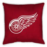 Detroit Red Wings Sidelines Decorative Pillow