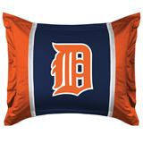 Detroit Tigers Pillow Sham