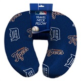 Detroit Tigers MLB Beaded Neck Pillow