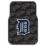 Detroit Tigers MLB Car Floor Mat Set