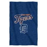 Detroit Tigers MLB Sweatshirt Throw