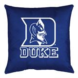 Duke Blue Devils Locker Room Decorative Pillow