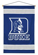 Duke Blue Devils Sidelines Wallhanging
