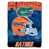 "Florida  Gators NCAA ""Overtime"" Micro Raschel Throw"