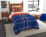"Florida Gators NCAA ""Soft & Cozy"" Twin Comforter Set"