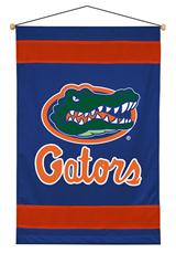 Florida U Gators Sidelines Wallhanging