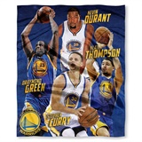 Golden State Warriors Durant, Curry,Green, Thompson NBA Players HD Sil