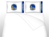 Golden State Warriors Micro Fiber Sheet Set Full
