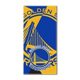 "Golden State Warriors NBA ""Puzzle"" Oversized Beach Towel"