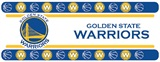 Golden State Warriors Wall Border