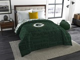 "Green Bay Packers ""Anthem"" Full Comforter"