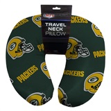 Green Bay Packers Beaded Neck Pillow