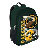 "Green Bay Packers NFL ""Accelerator""  Backpack"