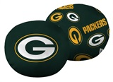 "Green Bay Packers NFL ""Cloud"" 11 inch Pillow"
