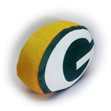 Green Bay Packers NFL Cloud Pillow