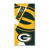 "Green Bay Packers NFL ""Puzzle"" Beach Towel"