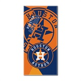"Houston Astros MLB ""Puzzle""  Oversized Beach Towel"