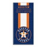 "Houston Astros MLB ""Zone Read"" Beach Towel"