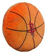 Houston Rockets NBA Basketball Shaped 3D Pillow