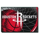 Houston Rockets NBA Large Tufted Rug