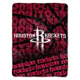 "Houston Rockets NBA ""Redux"" Micro Raschel Throw"