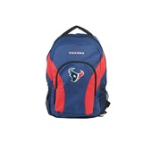 "Houston Texans NFL ""Draft Day"" Backpack"