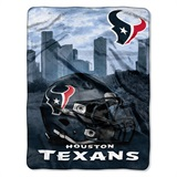 "Houston Texans NFL ""Heritage"" Silk Touch Throw"