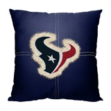 Houston Texans NFL Letterman Pillow