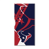"Houston Texans NFL ""Puzzle"" Beach Towel"