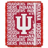 "Indiana ""Double Play"" Woven Jacquard Throw"