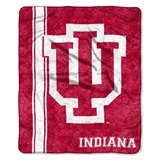 "Indiana Hoosiers NCAA ""Jersey"" Sherpa Throw"