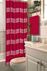 Indiana Hoosiers NCAA Shower Curtain