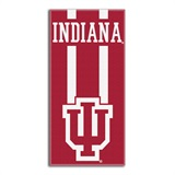 "Indiana ""Zone Read"" Beach Towel"